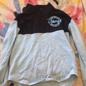 Justice Dance Sweatshirt